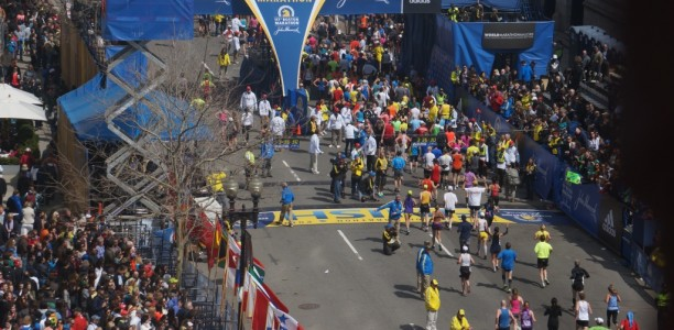 Editorial: Boston Marathon Bombing
