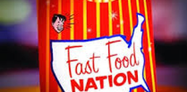 book report fast food nation The fast food nation community note includes chapter-by-chapter summary and analysis, character list,  by the time when the book was written,.