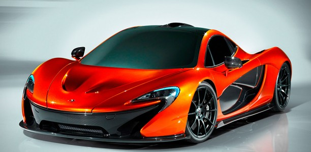 Car Review: McLaren P1