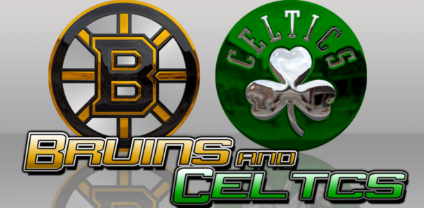 Sports Report:  Bruins and the Celtics are Catching Fire