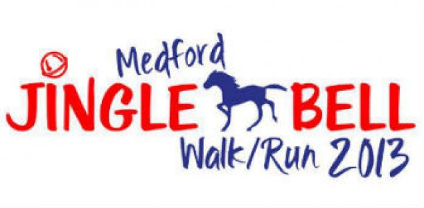 Medford Jingle Bell Walk/Run 2013