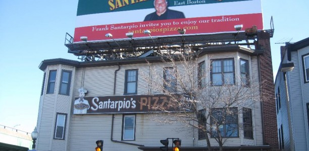 Food Review: Santarpio's Pizza