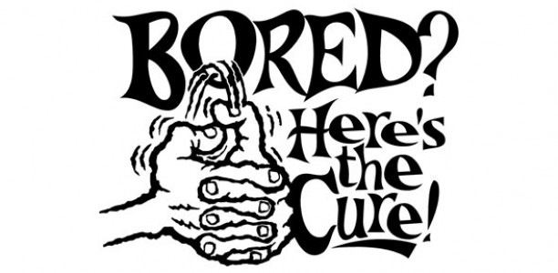 37 Things to Do When You're Bored